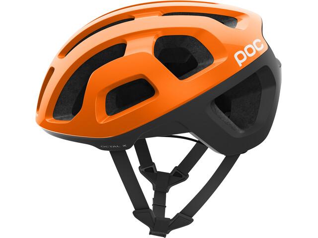 POC Octal X Spin Helmet zink orange